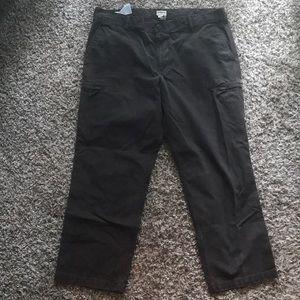 """🎉3/$25 Dockers Brown/Grey Cargo Pants waist 42"""""""